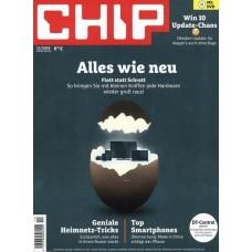 Chip mit 3 DVD